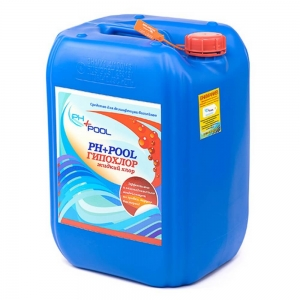 Ph+pool Гипохлор-жидкий 30л