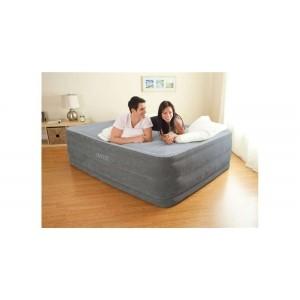 Кровать COMFORT-PLUSH HIGH RISE 152х203х56см с встроенным насосом 220в