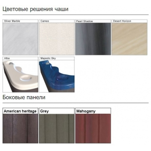 Спа-бассейн Premium Leisure Go 4