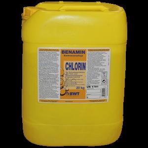 Хлор жидкий Benamin 30 л