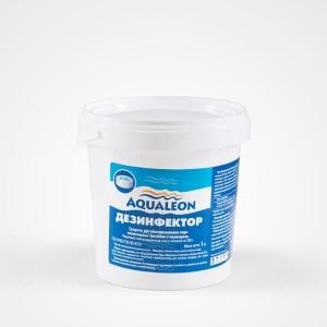 Дезинфектор МСХ (медленный стаб. хлор в таблетках 200 г) 1кг
