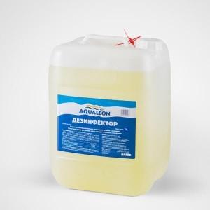 Дезинфектор (жидкий) 26 кг