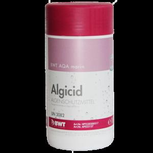 Средство защиты от водорослей в бассейне BWT AQA MARIN ALGICID, 1л