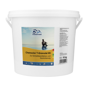 Кемохлор Т-65 гранулированный 10кг