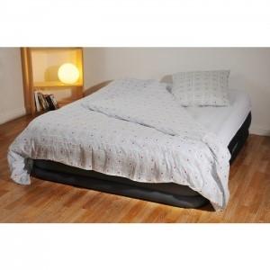 Кровать с подголовником со встроенным эл.насосом 220В