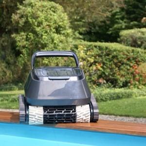 Робот-пылесос AquaViva 7310-black pearl