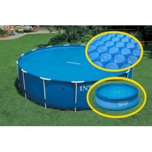 Тент солнечный для бассейна
