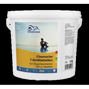 Кемохлор-Т-быстрорастворимые таблетки 5кг
