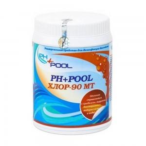 Ph+pool 90мт многофункциональные таблетки хлора 3в1 по 200гр 1кг