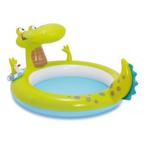 """Детский бассейн """"Крокодил"""""""