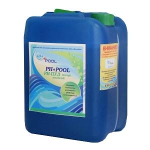 Ph+pool жидкость ph минус 5л