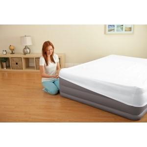 Надувная кровать FOAM TOP со встроенным электронасосом 220в
