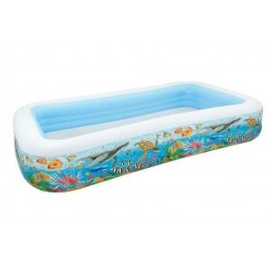 Надувной бассейн семейный INTEX 58485