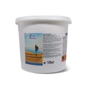 Кемохлор Т-65 гранулированный для бассейнов 10кг