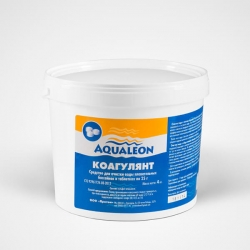 Коагулянт (картриджи по 5 таблеток 25 г) 4кг