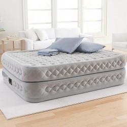 Надувная кровать INTEX M64464 Supreme Air-Flow Bed 152х203х51см
