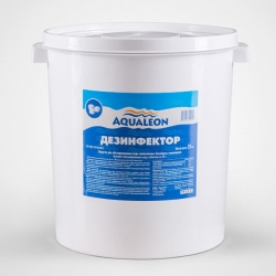 Дезинфектор БСХ (быстрый стаб. хлор в таблетках 20 г) 25кг