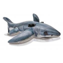 """Надувная игруша """"Большая белая акула"""" Intex 57525"""