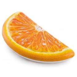 """Пляжный матрас """"Апельсин"""" Intex"""