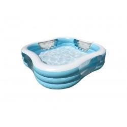 Надувной семейный бассейн Family Intex