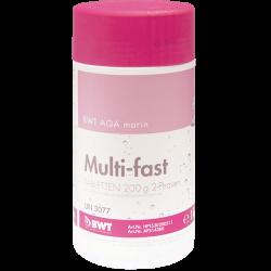Таблетки для бассейна BWT AQA MARIN MULTI-FAST (5кг / 200г)