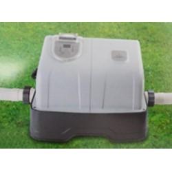 Хлоргенератор, совмещенный с озонатором