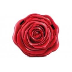 """Надувной плот """"Красная роза"""" INTEX 58783"""