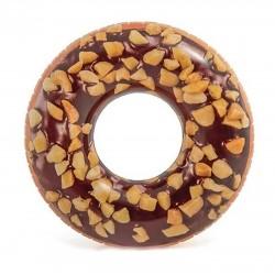 """Надувной круг """"Шоколадный пончик"""" Intex"""