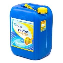 PH+Pool Коагулент жидкий 20л