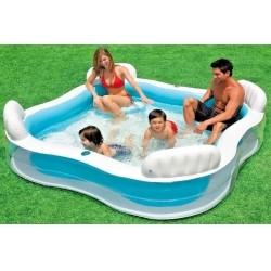 Надувной бассейн семейный INTEX 56475