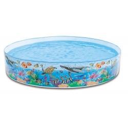"""Детский бассейн """"Подводные джунгли"""" Intex"""
