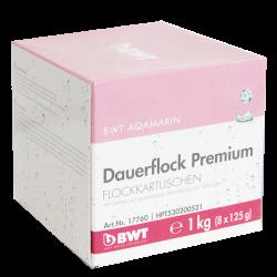 Средство для очистки воды в бассейне BWT Dauerflock Premium (8 шт х 125гр)