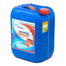 PH+Pool Гипохлор-жидкий 5л