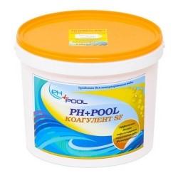 Ph+pool Коагулент в картриджах super flock 5кг