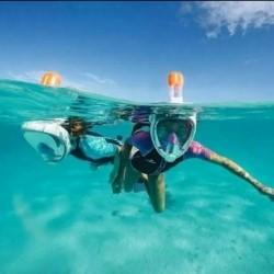 Маска для плавания под водой