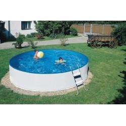 Бассейн Summer Fun сборный  круглый Эксклюзив 200х120 см