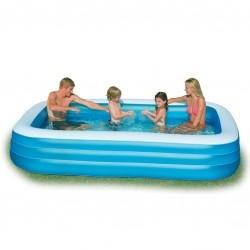 Надувной семейный бассейн Intex Family Pool