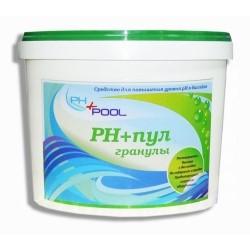 Ph+pool гранулы ph плюс 4кг
