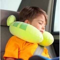 Детская надувная подушка-подголовник