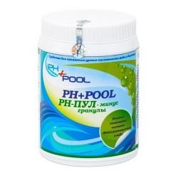 Ph+pool гранулы ph минус 1,5кг