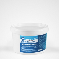 Дезинфектор МСХ (медленный стаб. хлор в таблетках 20 г) 1,5кг